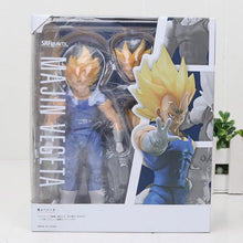 Carregar imagem no visualizador da galeria, 11.5-17cm Dragon Ball Super Saiyan Son Goku trunks Vegetto Vegeta Frieza Gohan Kuririn.