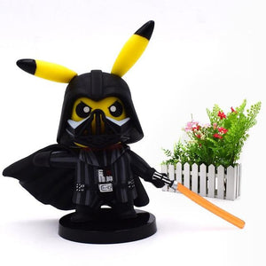 Detetive Pikachu Cosplay Deadpool Batman Darth Vader Naruto Kakashi.