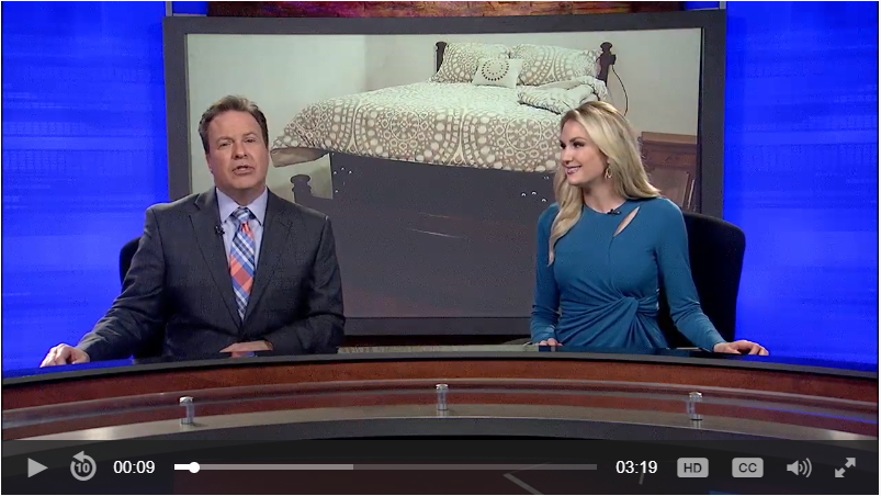 KOKH Fox 25 Highlights Life Lift Systems Innovative Storm Shelter Bed