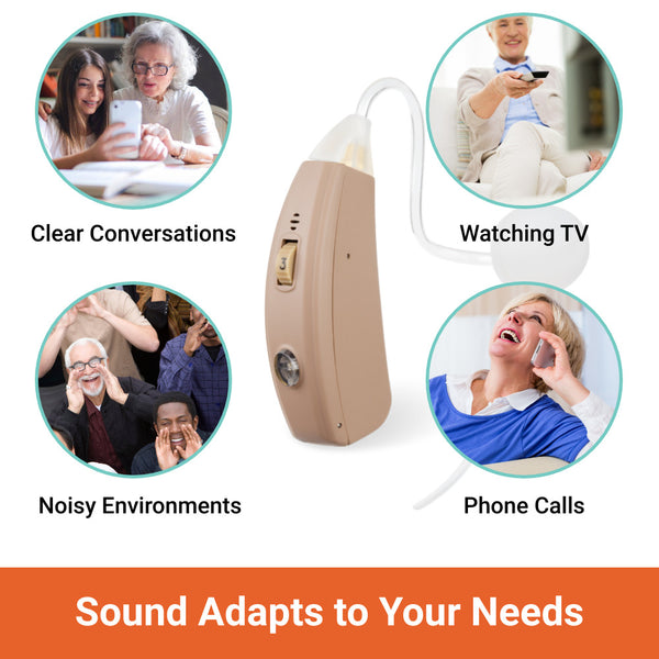 rechargeable hearing aid deals