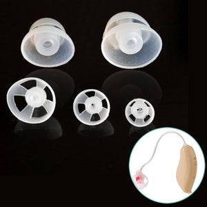 Mini RIC Hearing Amplifier Domes