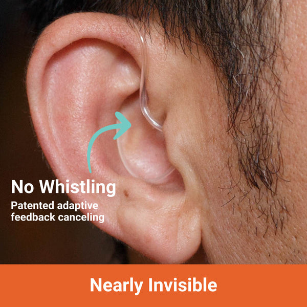small bluetooth hearing aid