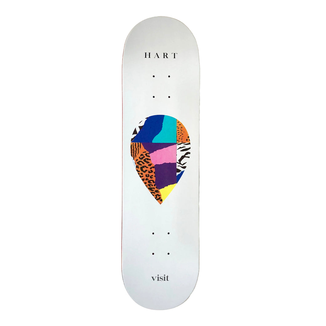 Hart Scrap Logo Deck