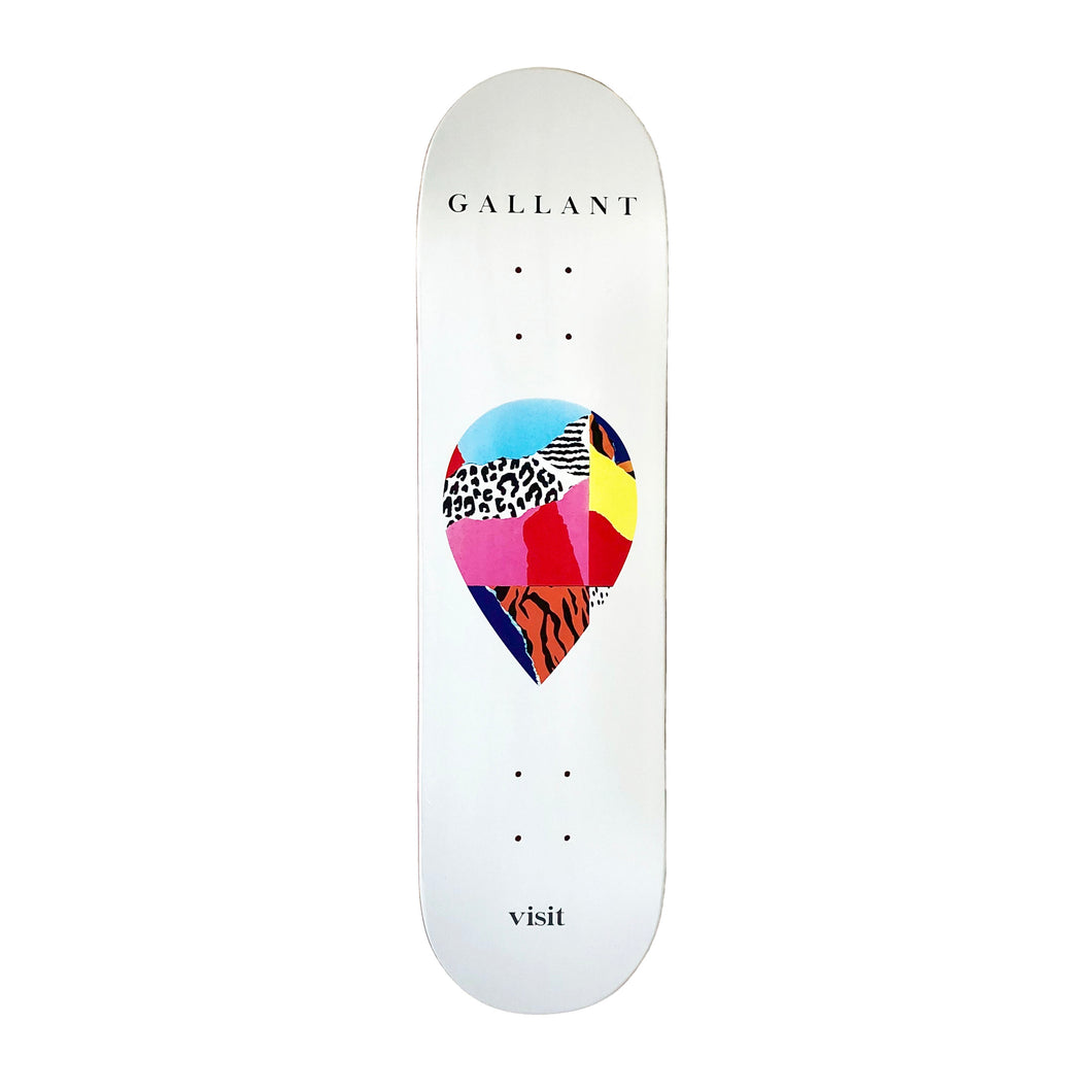 Gallant Scrap Logo Deck