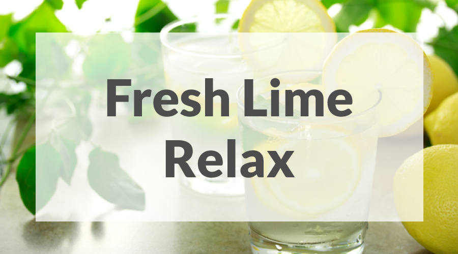 Fresh Lime Relax