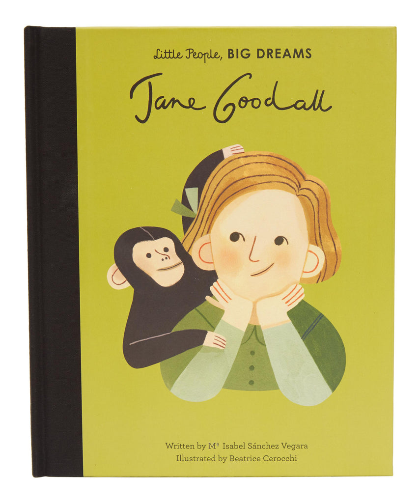 Little People, Big Dreams- Jane Goodall