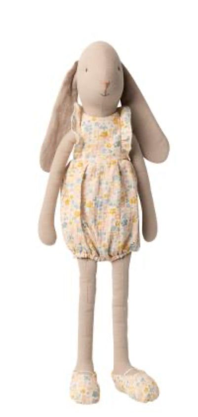 Maileg Size 3 Bunny In A Flower Suit