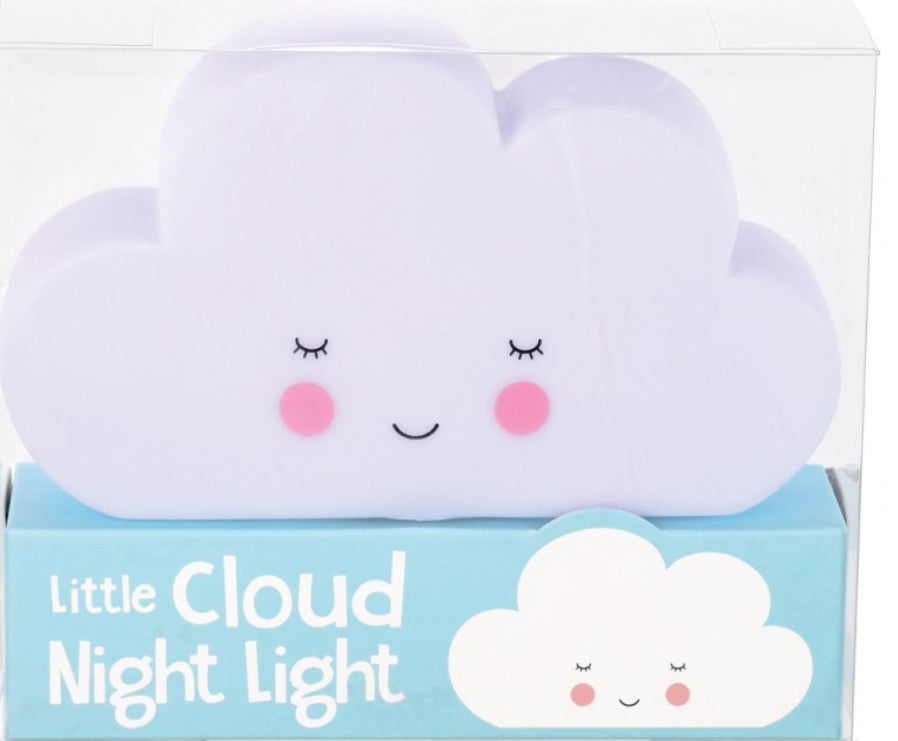 Rex London Cloud Shaped Night Light