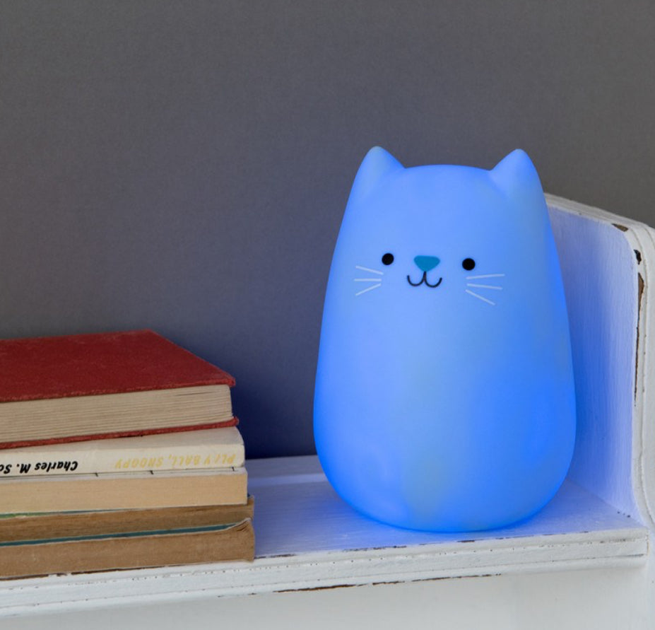 Rex London Cookie The Cat Night Light