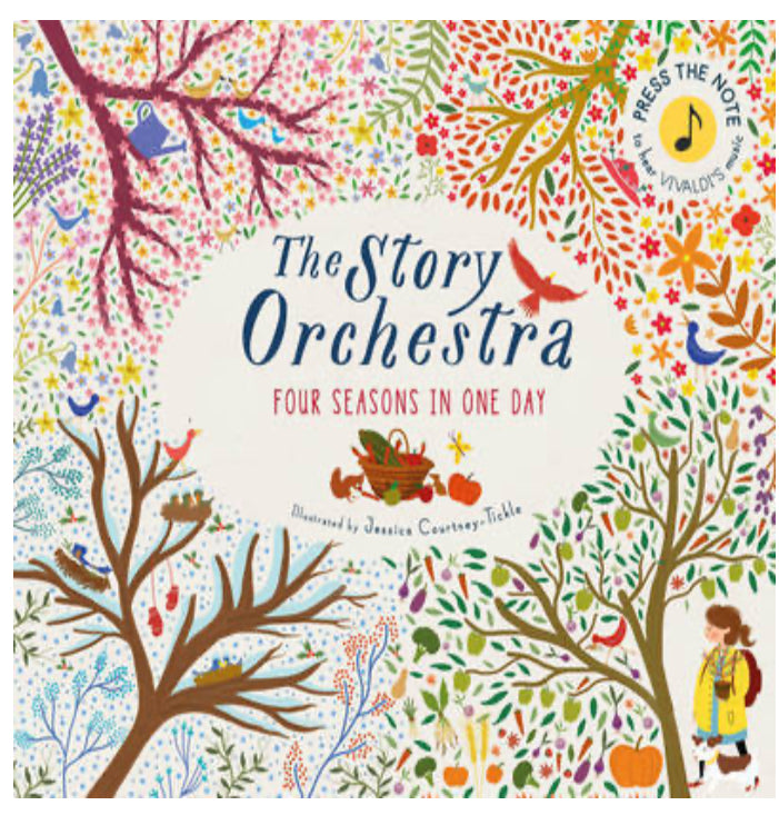 The Story Orchestra- Four Seasons In One Day