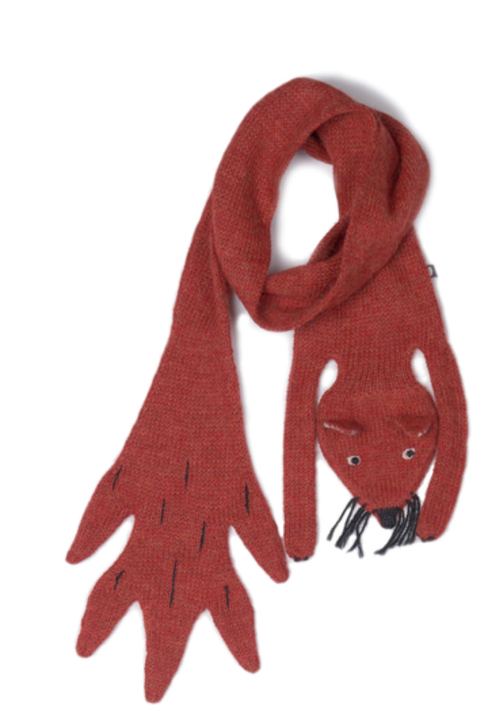 Oeuf Squirrel Scarf