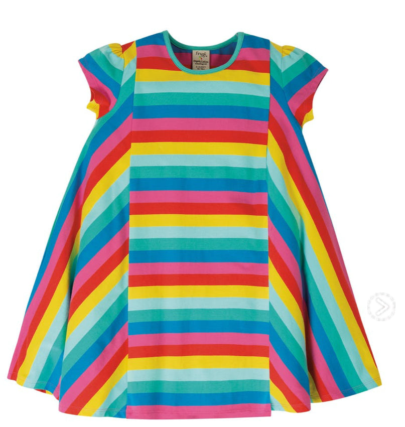 Frugi Elodie Twirly Dress