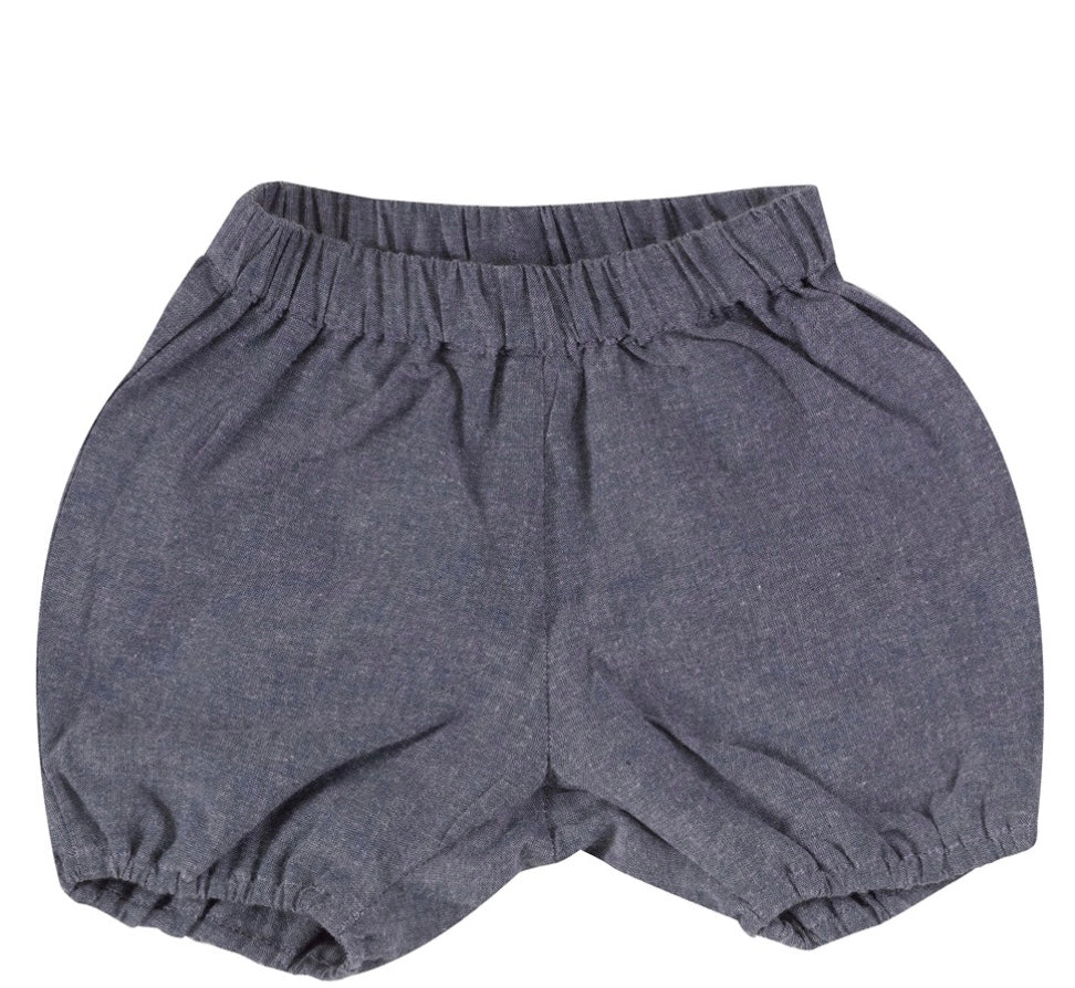 Pigeon Chambray Bloomers