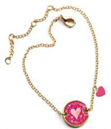 Djeco Lovely Bracelets Heart