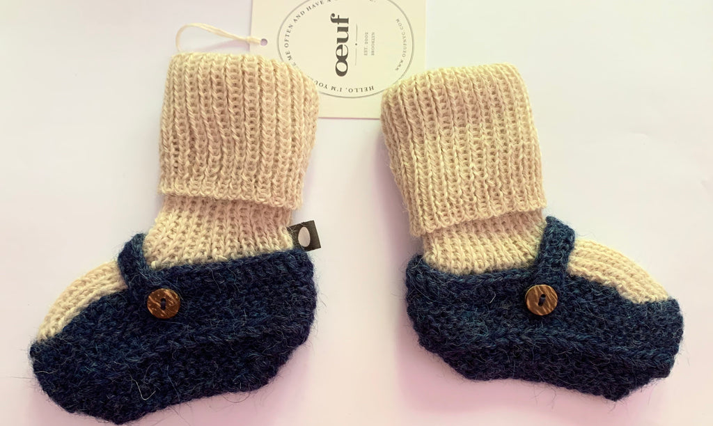 Oeuf Sock Booties