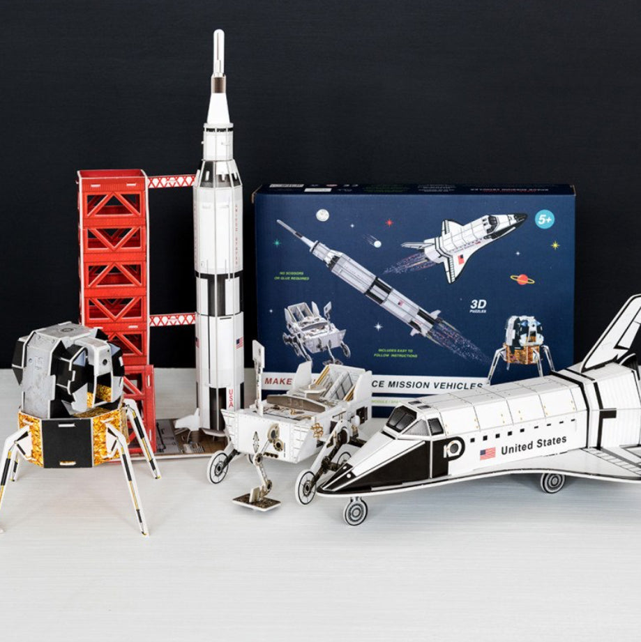 Rex London Make Your Own Space Mission Vehicles