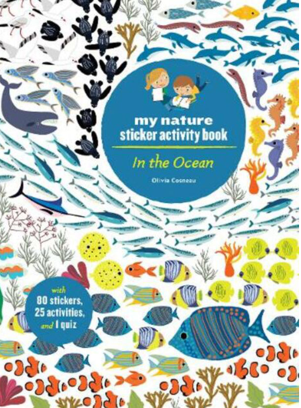 In The Ocean: My Nature Sticker Activity Book