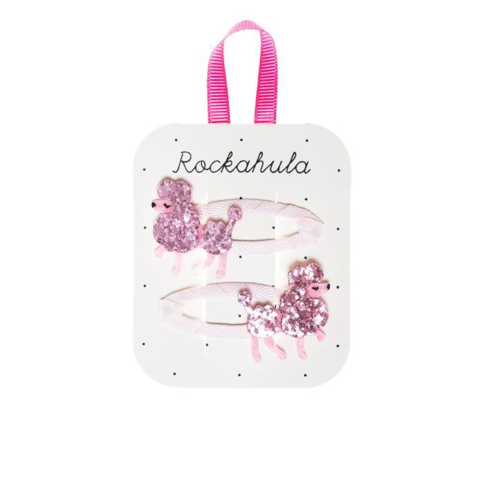 Rockahula Polly Poodle Glitter Clips