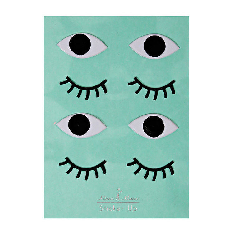 Meri Meri Puffy Stickers Eyes