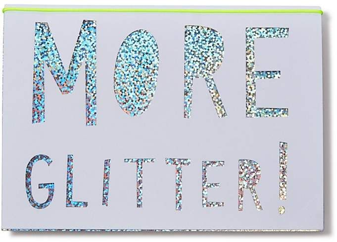 Meri Meri More Glitter Card