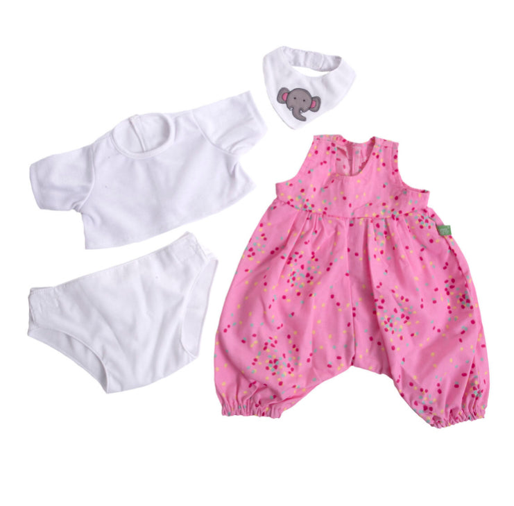 Rubens Baby Doll Molly 4 Pcs Outfit With Box