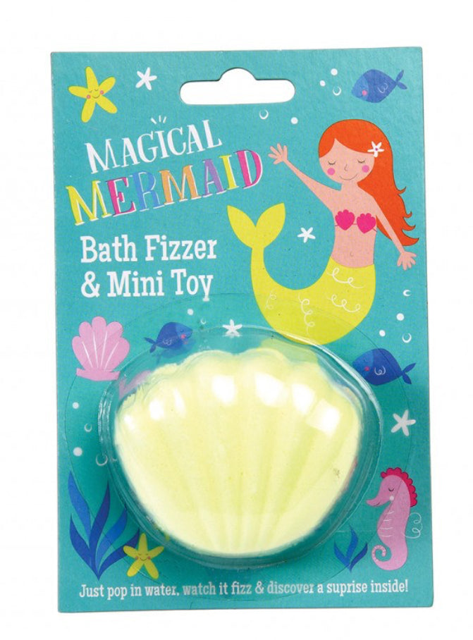Rex London Magical Mermaid Bath Fizzer