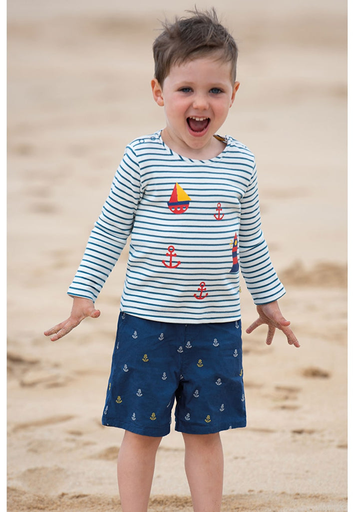 Frugi Ralph Reversible Shorts