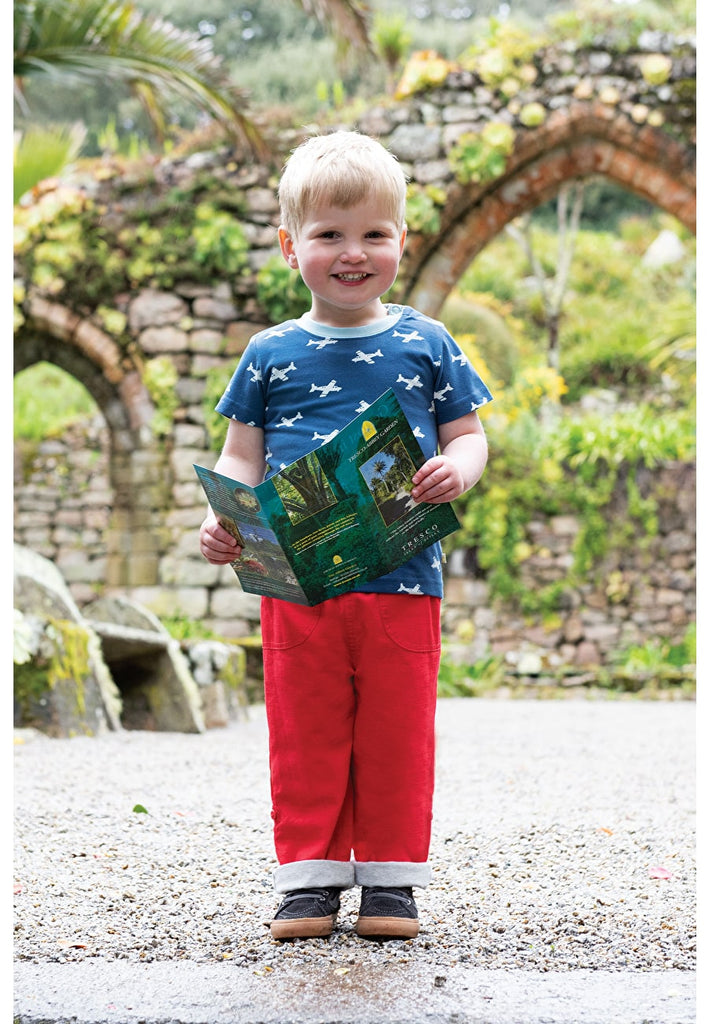 Frugi Tresco T-Shirts 2 Pack