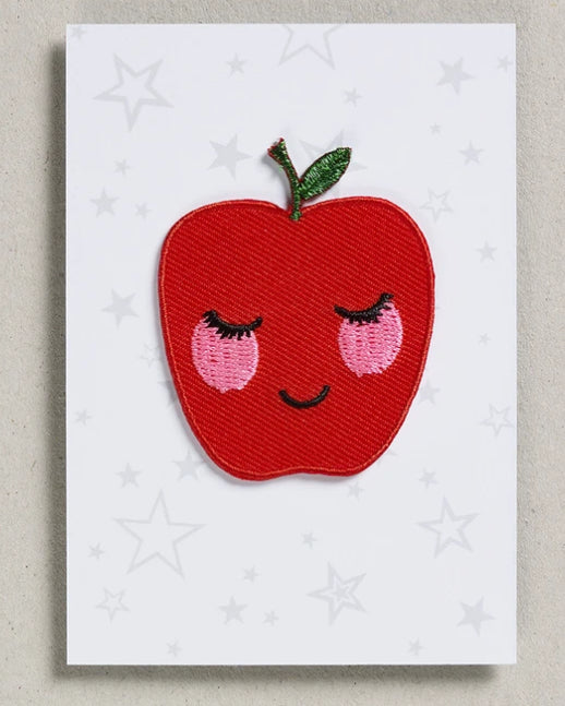 Petra Boase Iron On Patch Apple