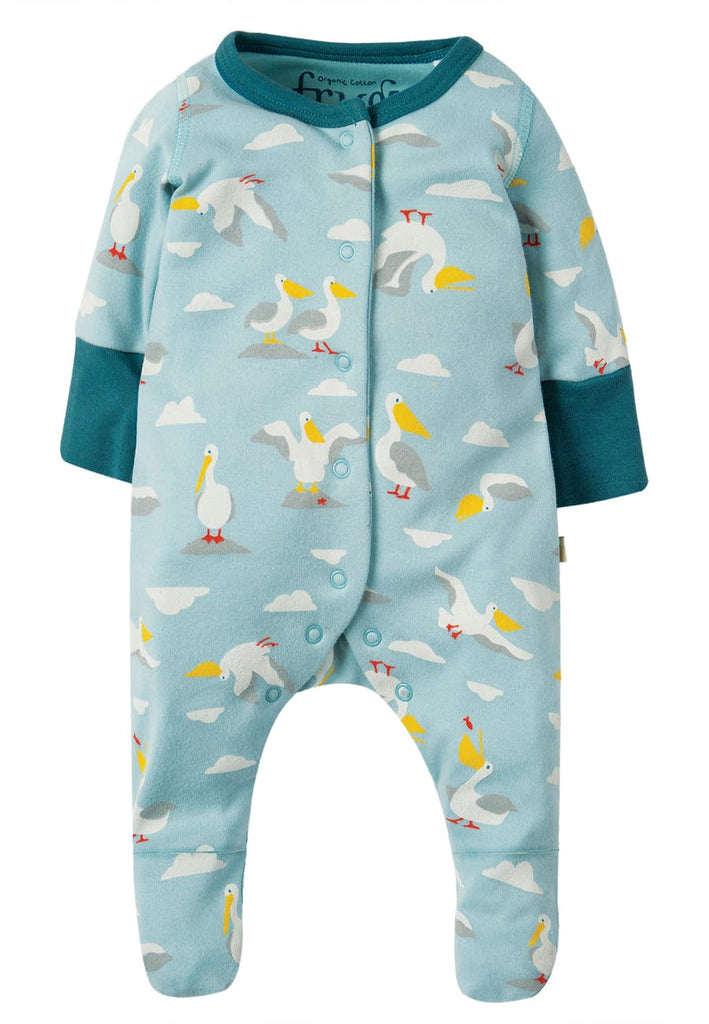 Frugi Lovely Little Babygrow