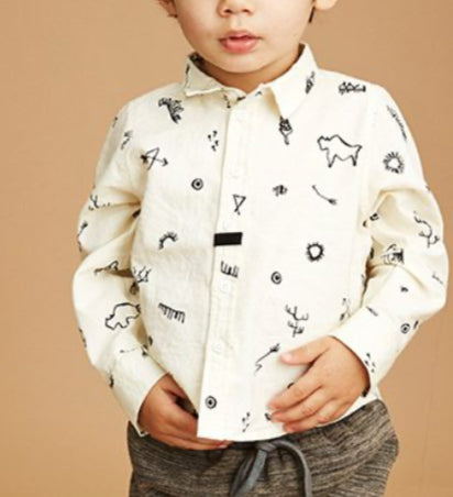 Soft Gallery Baby Severin Shirt