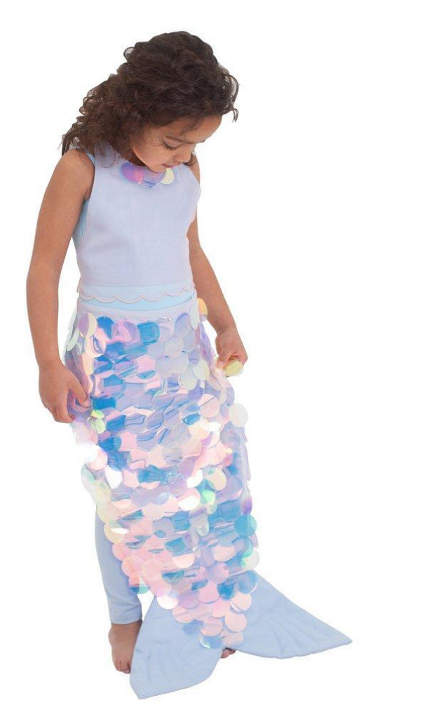 Meri Meri Mermaid Wrap Dress Up