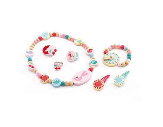 Djeco Summer Garden Jewellery Set