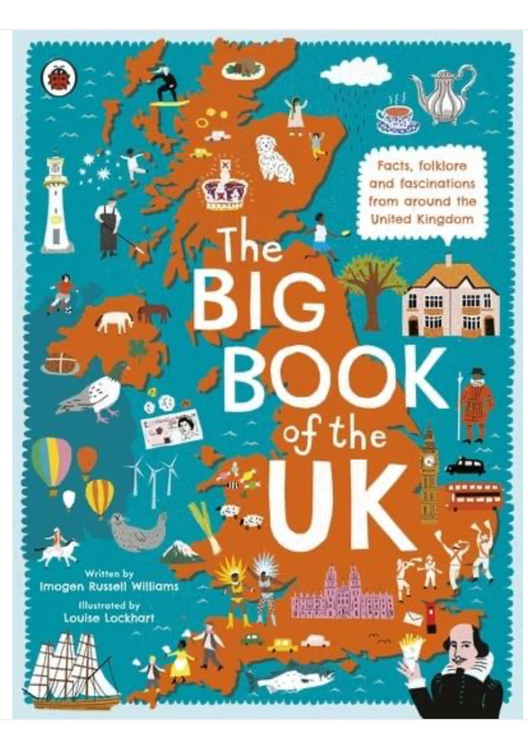 Big Book Of The Uk