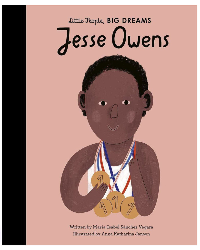 Little People, Big Dreams- Jesse Owens