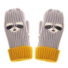 Rockahula Ronnie Racoon Mittens