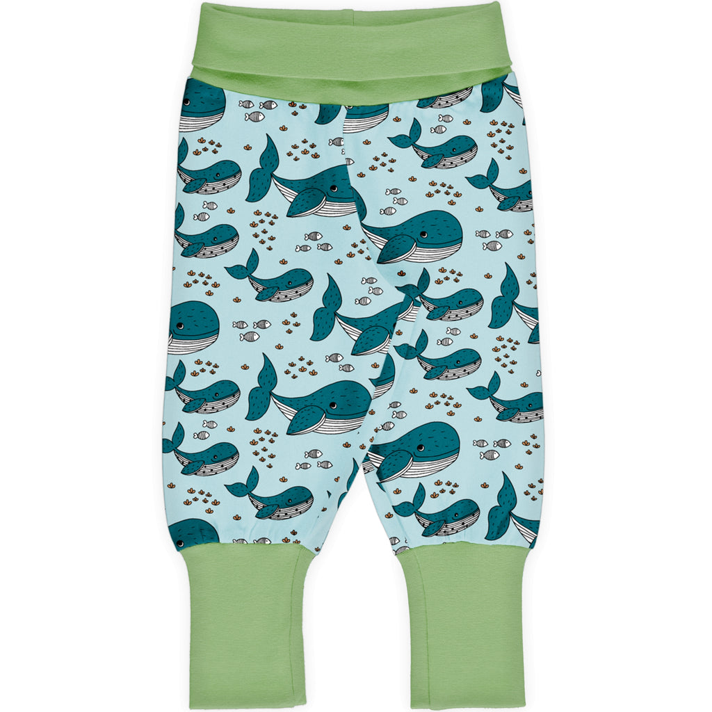 Meyadey Whale Waters Rib Pants