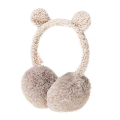 Rockahula Billie Bear Boucle Earmuffs