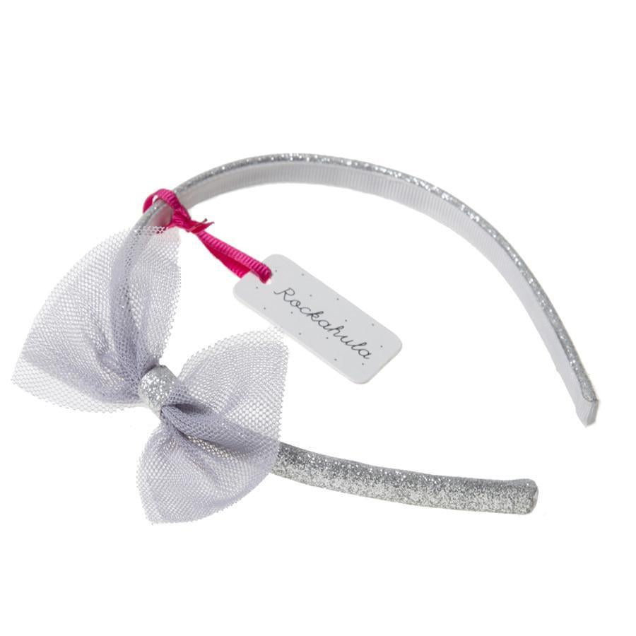 Rockahula Tulle Bow Alice Band