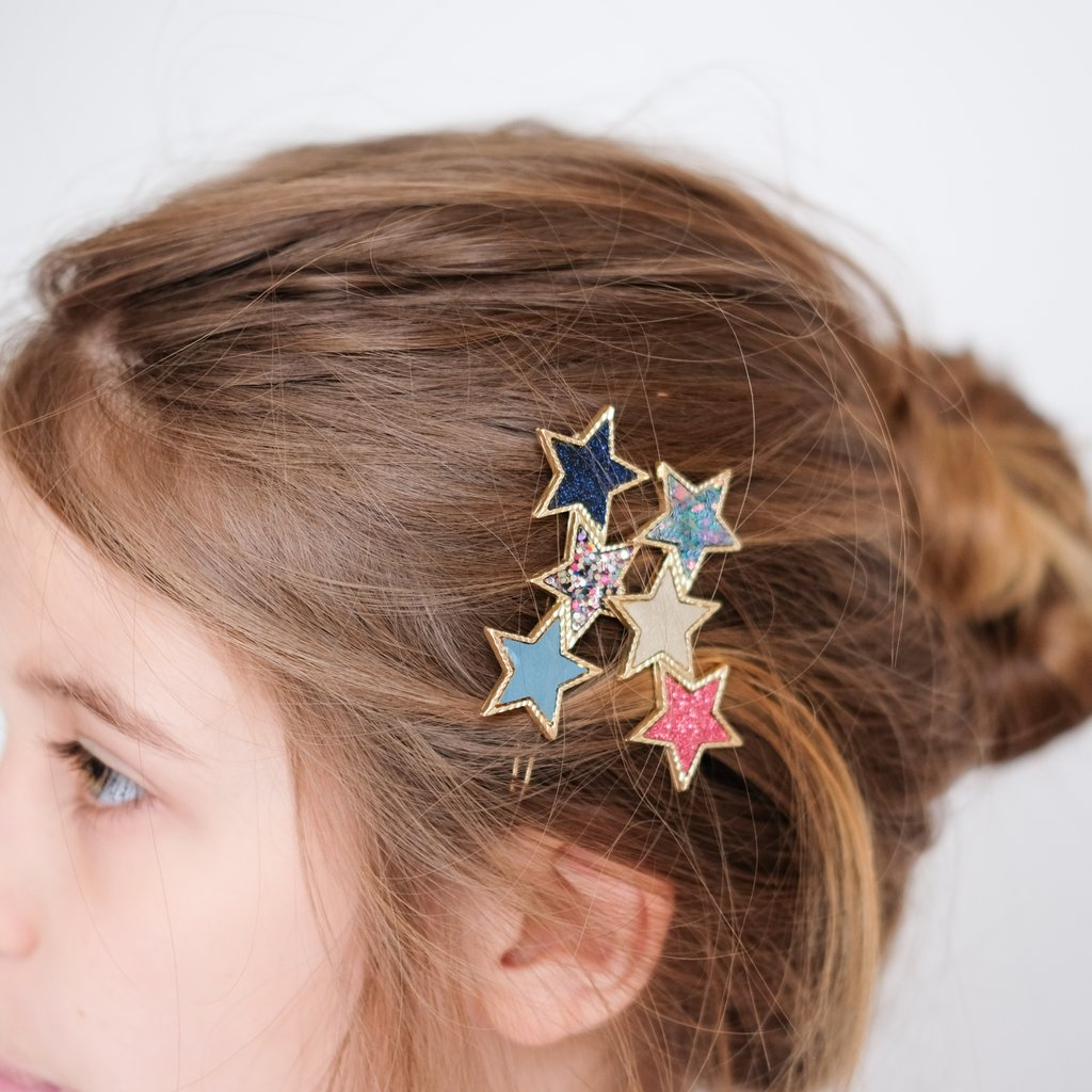 Mimi & Lula Constellation Rainbow Grips