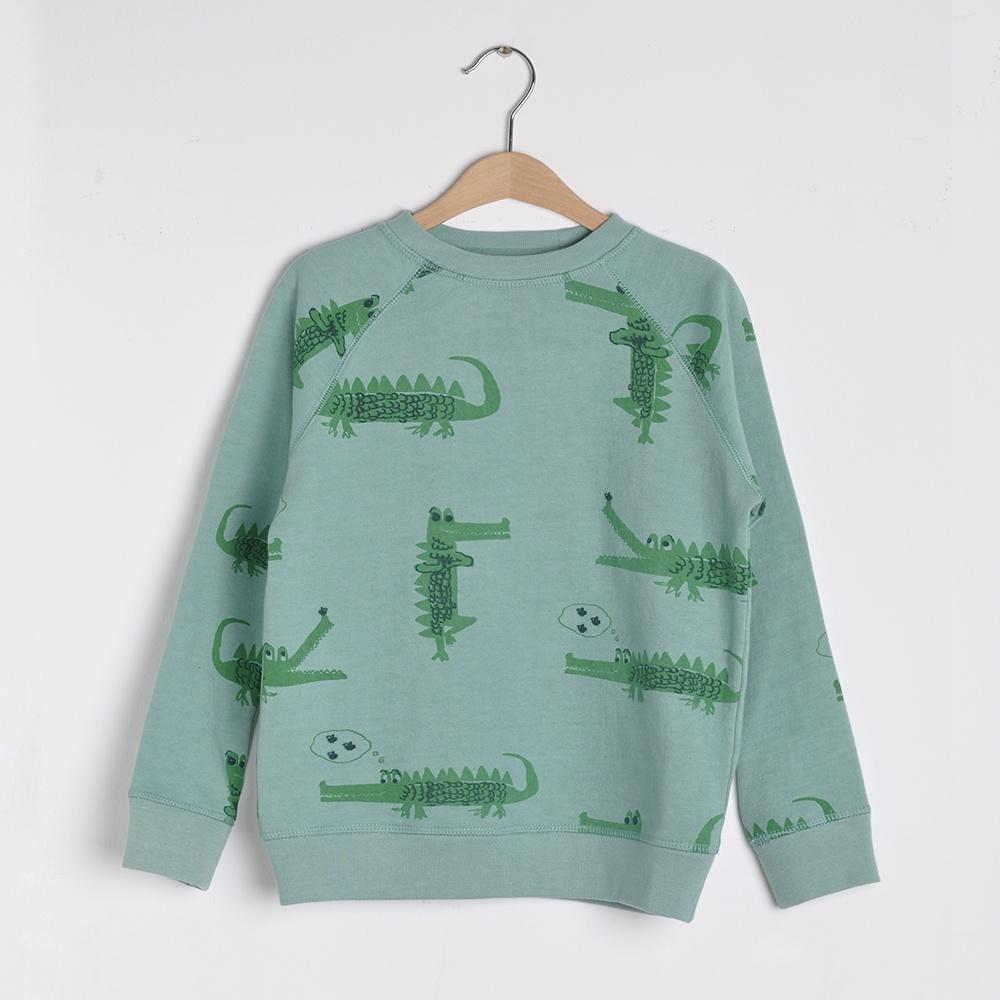 Nadadelazos Crcodile Sweat Top