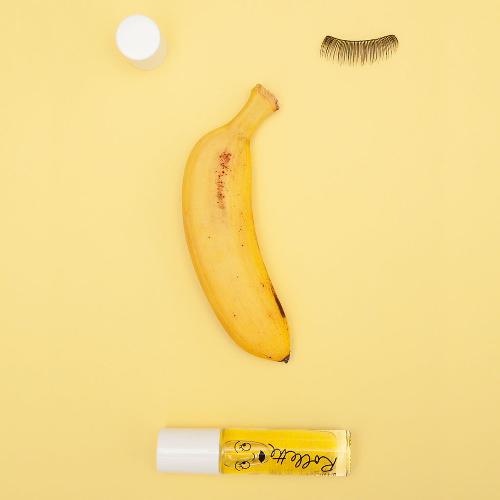 Nailmatic Kids Banana Rollette Lipgloss