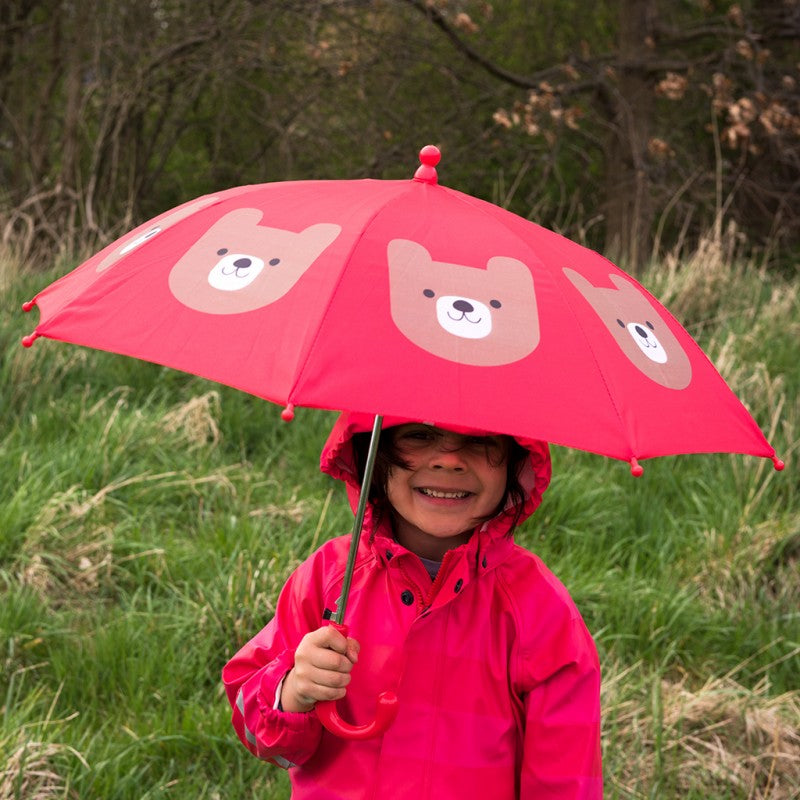 Rex London Bruno The Bear Umbrella