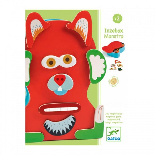 Djeco Monstro Magnetic Game