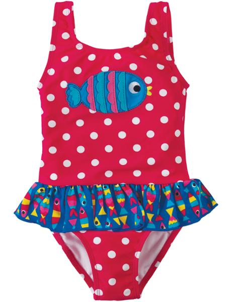 Frugi Little Sally Swimsuit