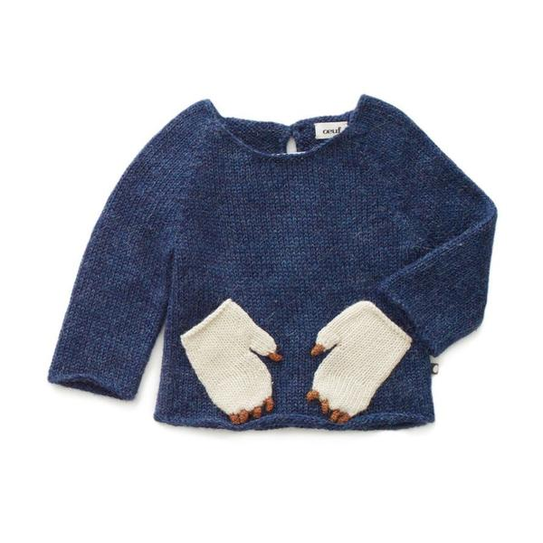 Oeuf Monster Sweater