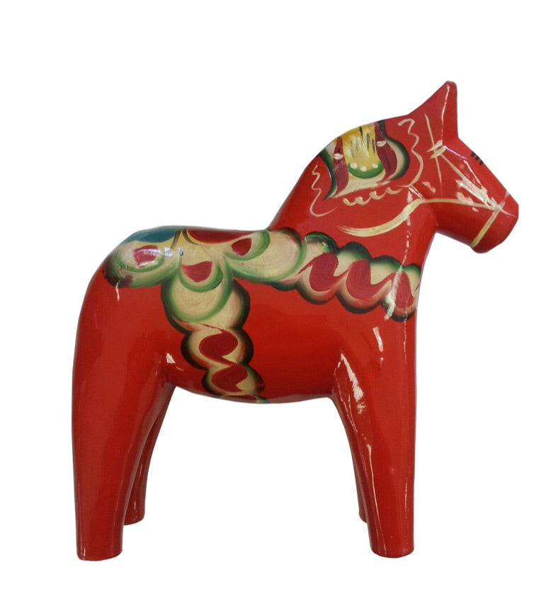 Nils Olsson Dalahorse Red