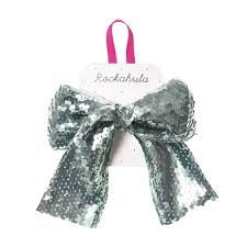 Rockahula Sequin Bow Clip