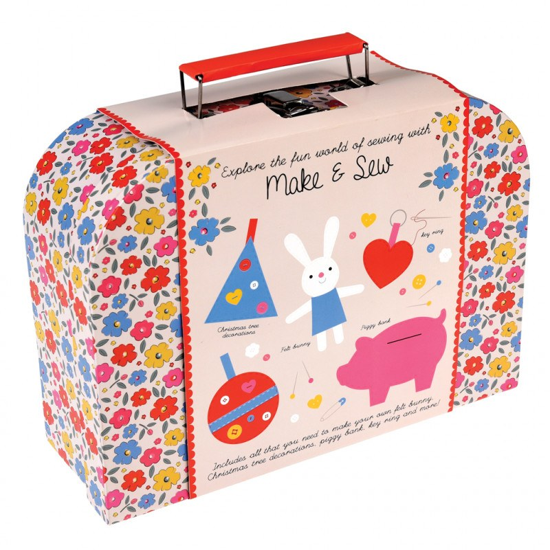 Rex London Make And Sew Suitcase