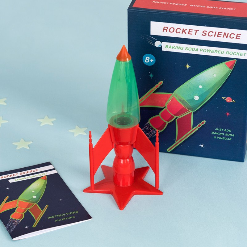 Rex London Make Your Own Baking Soda Space Rocket
